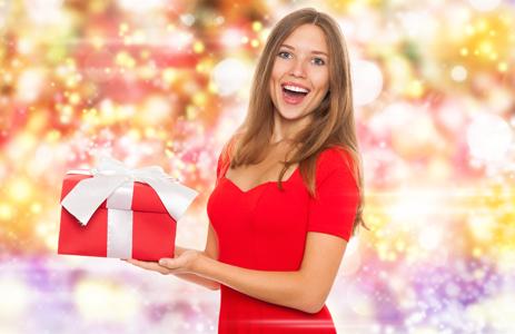 Fare un regalo ad una ragazza